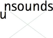 unsounds LOGO